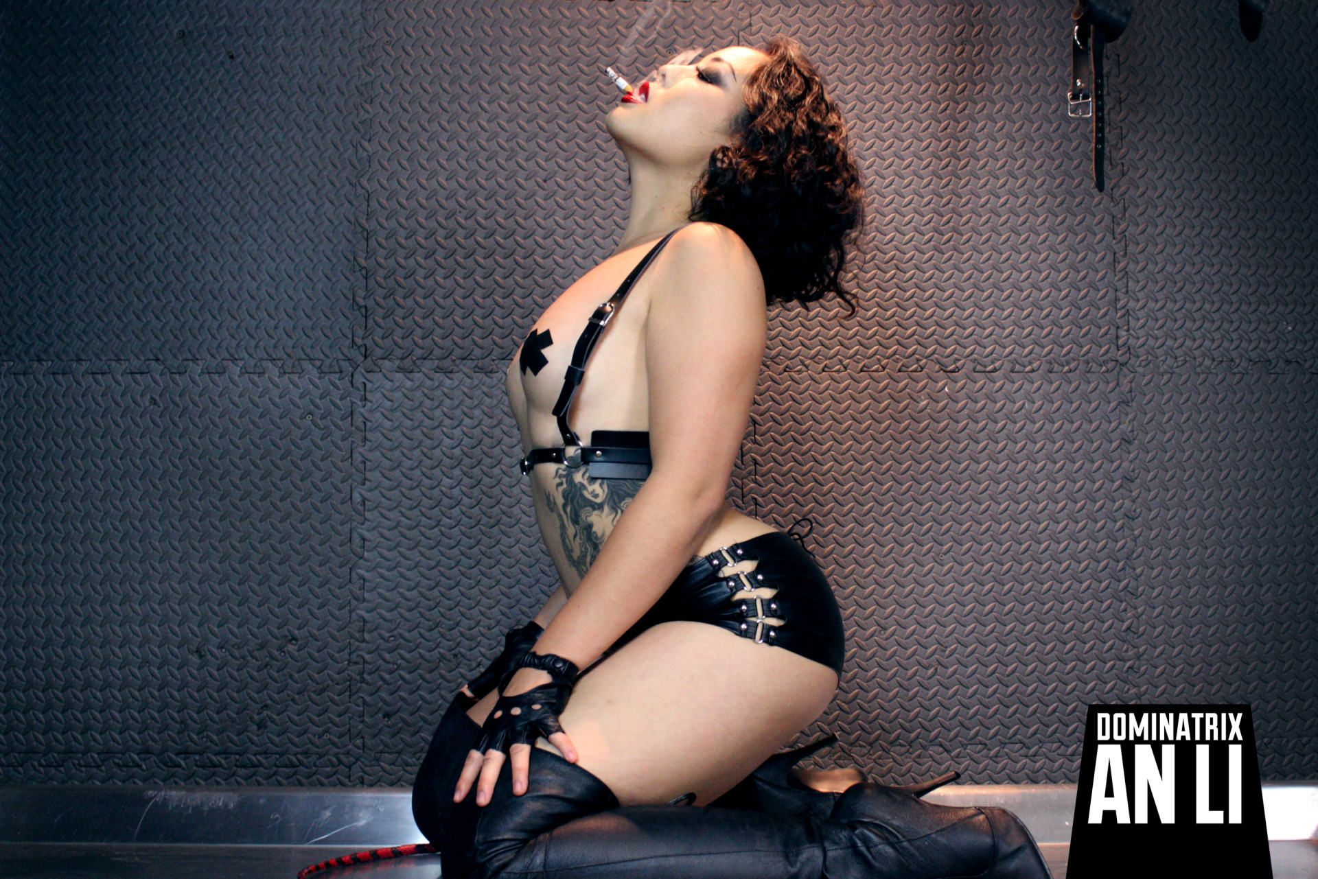 An Li · Los Angeles Asian Dominatrix